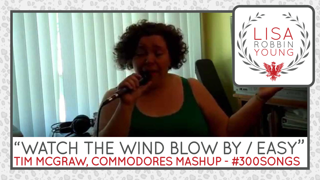 Watch the Wind Blow By / Easy. Tim McGraw, Commodores Mashup.