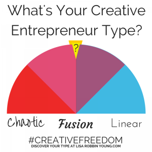 what is your creative entrepreneur type? Take the quiz!
