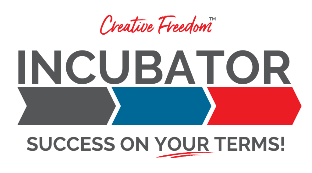 Learn more about the Creative Freedom Incubator